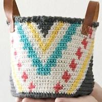 The Phoenix Basket Crochet Pattern