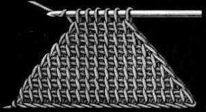 how to decrease tunisian crochet tunisian crochet decrease