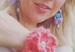 crochet bracelet free pattern
