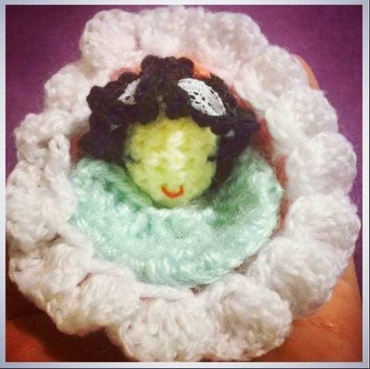 crochet baby doll pattern baby doll crochet pattern