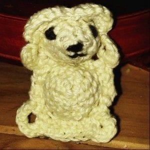 Crochet bear pattern bear amigurumi crochet pattern