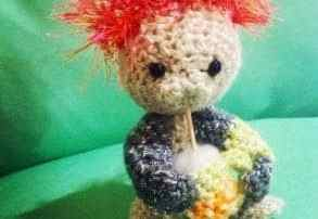 crochet amigurumi pig crochet pattern