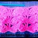 peacock crochet stitch crochet peacock stitch