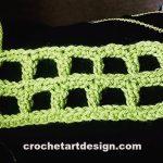 firm mesh crochet stitch crochet firm mesh stitch