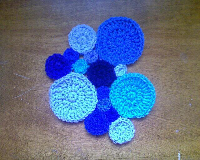 pi day crochet circles crochet circle, crochetbug