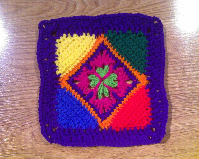 Crochet Square C-4
