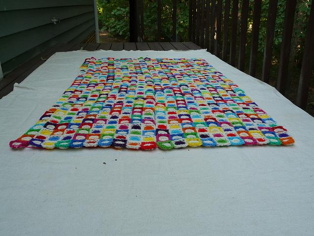 magic carpet crochet hilbert curve