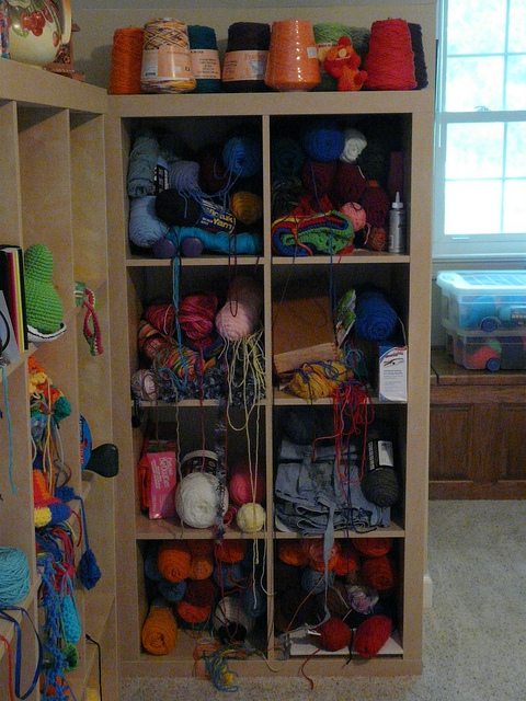 Ikea Expedit eight cubby unit
