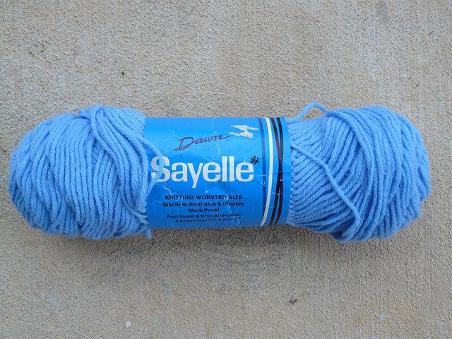 vintage yarn