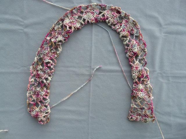 crochetbug, alice merlino, crochet hearts, crochet scarf, valentines day crochet