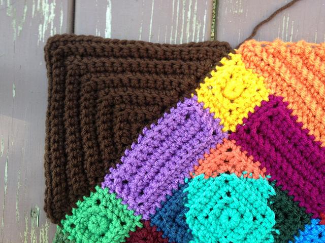 crochetbug, textured crochet afghan, textured crochet blanket, textured crochet throw, textured crochet square, textured crochet rectangle, textured crochet triangles