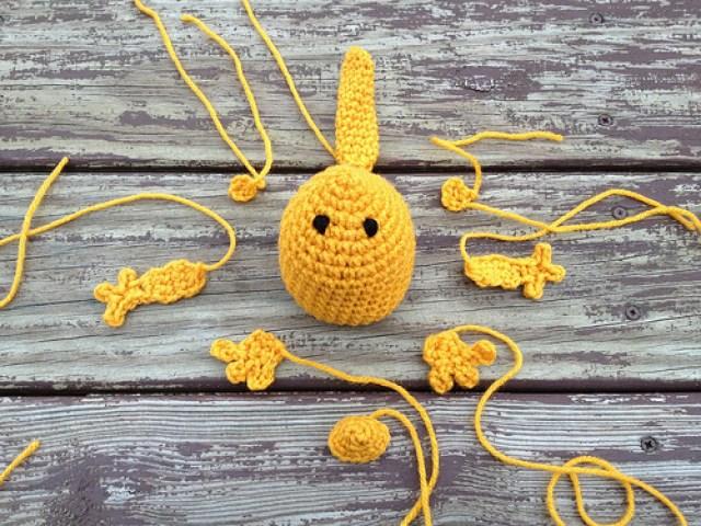 crochetbug, crochet chipmunk, amigurumi chipmunk, crochet pocket pal