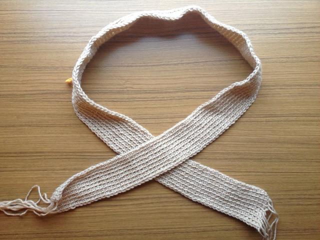 The future cookie crochet prayer shawl