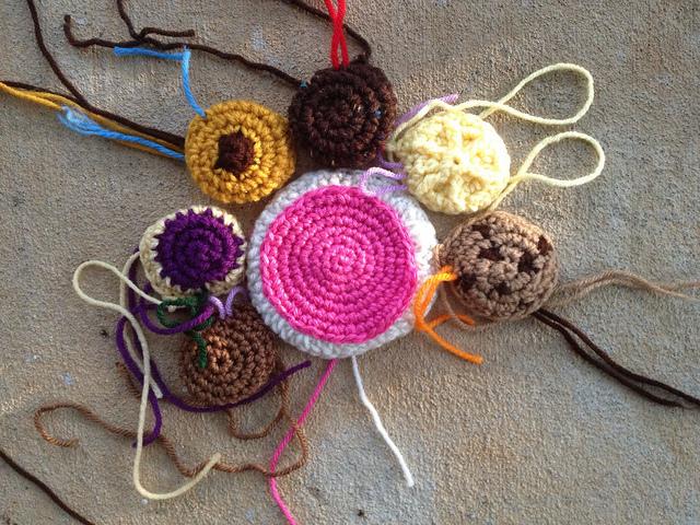 crochet cookies crochet blanket