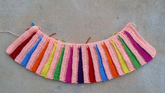 child's crochet sweater