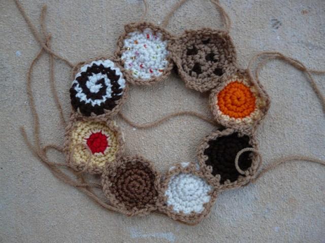 crochet cookie bag redux