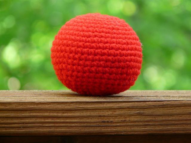 ideal crochet sphere crochet ball