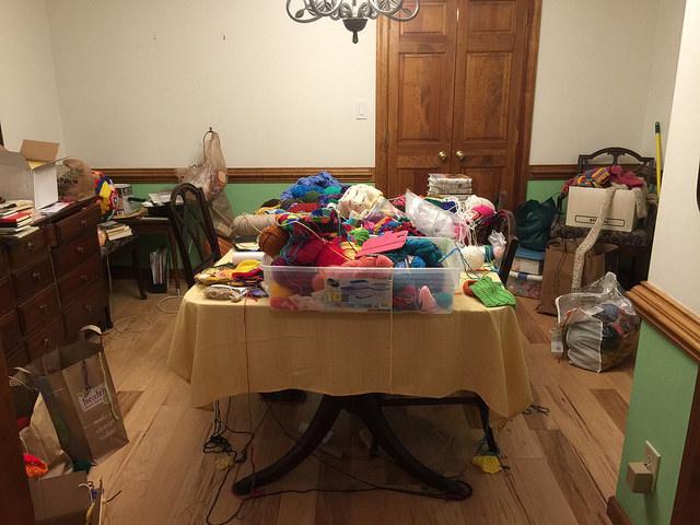 crochet office