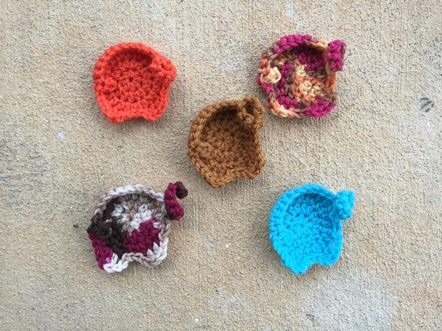 Even more future crochet elephants