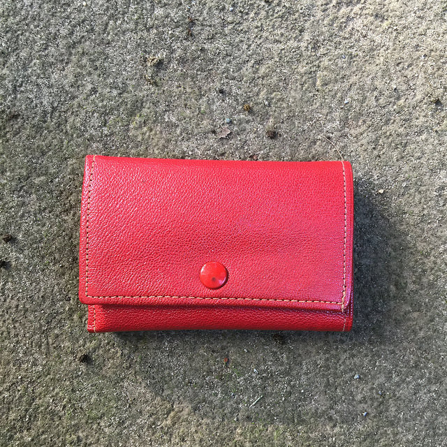 my grandmother's wallet