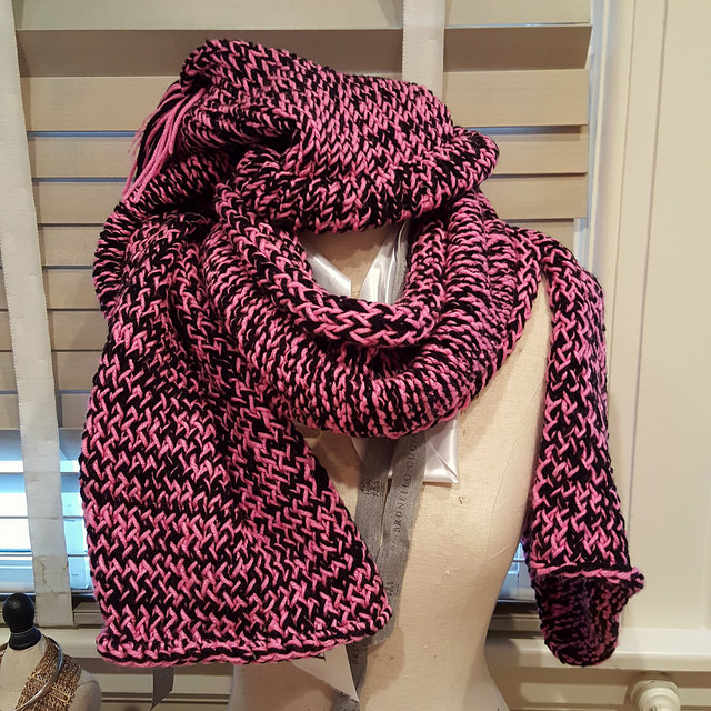 knitted scarf knitted beanie