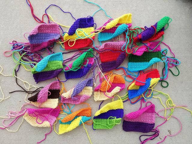 Where my crochet day began