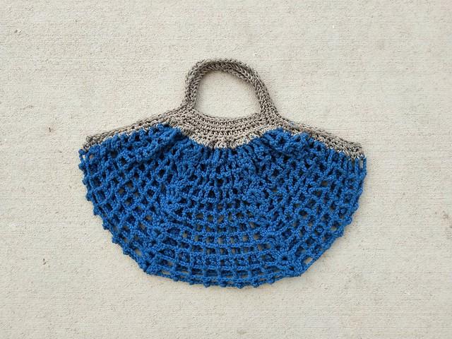 The Frankston market crochet bag
