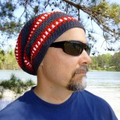 Cubed Hat, Slouchy Style