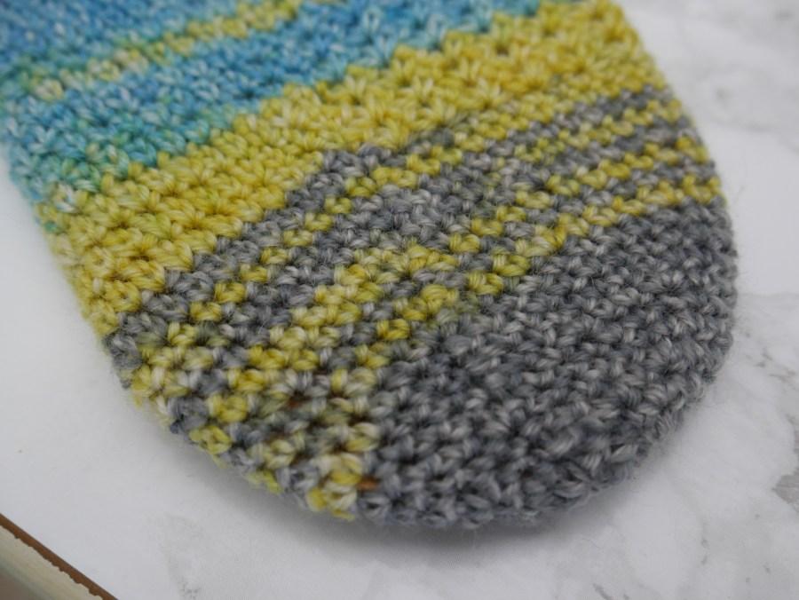 crochet tow
