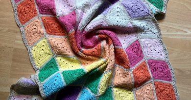 Prismatical Blanket Patterns