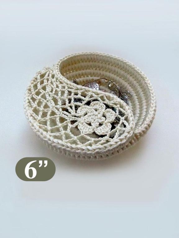 Yin Yang jewelry dish