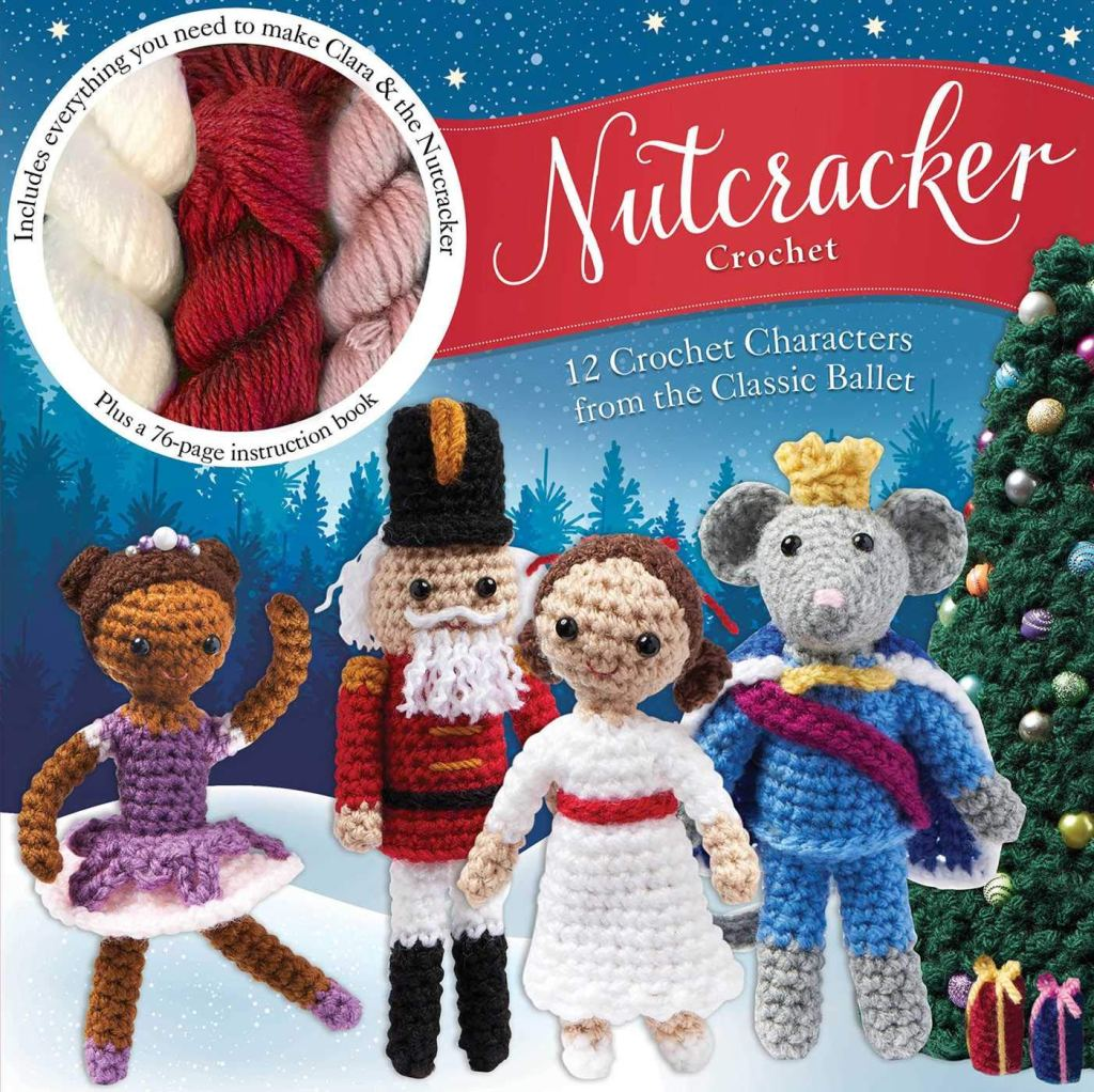 Nutcracker-Crochet