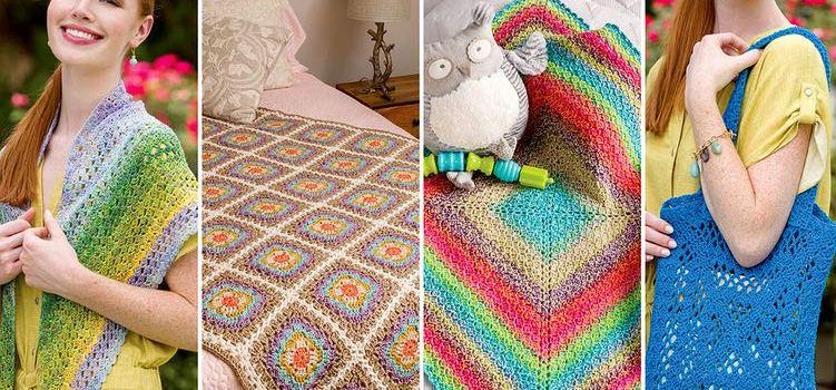 Crochet the Center-to-Corner Way! by Margret Willson