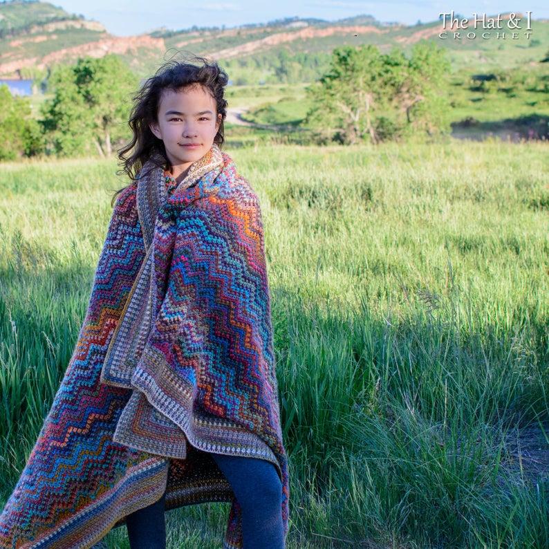 Renoir's Ripple Blanket
