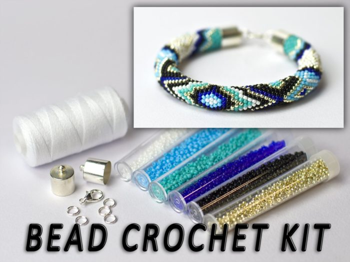 Bead Crochet Jewelry Kit