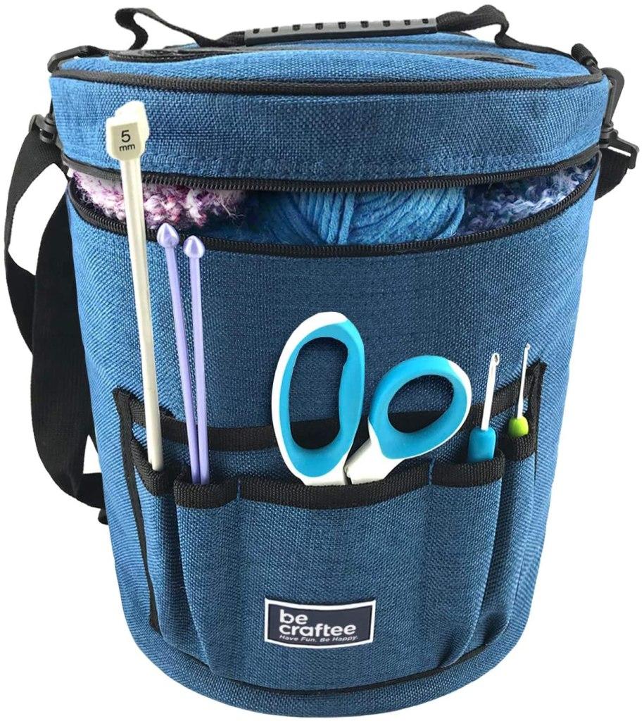 BeCraftee Yarn Bag