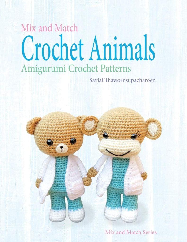 Mix and Match Crochet Animals