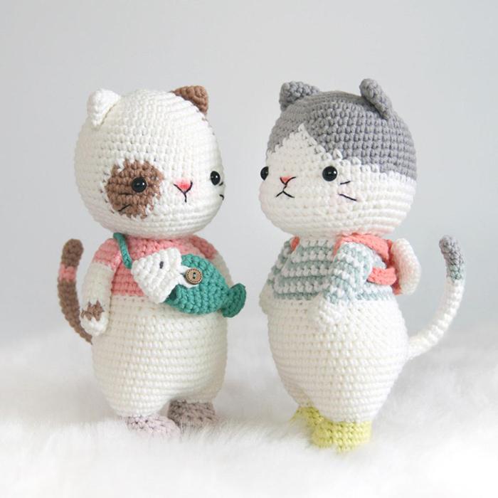 Amigurumi Cats