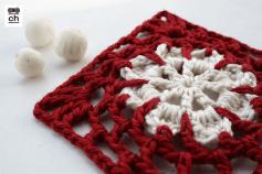 snowflake square