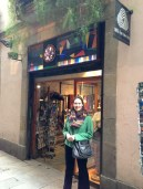 all you knit is love, Barcelona