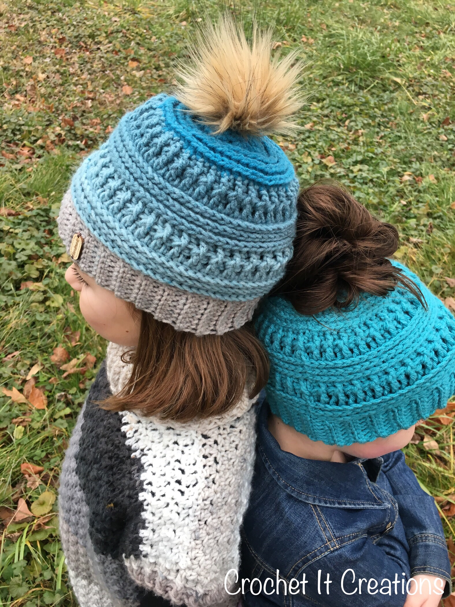 The Ana Beanie Crochet Pattern By Crochet It Creations