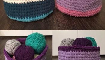 Bean blanket crochet it creations beginners basket crochet pattern dt1010fo