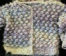 CrochetKim Free Crochet Pattern | Child's Homespun Jacket @crochetkim