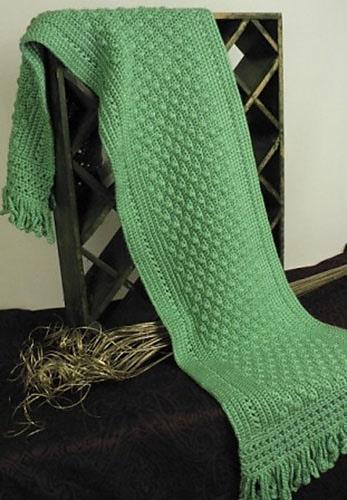 Free Crochet Pattern: Friendship Shawl