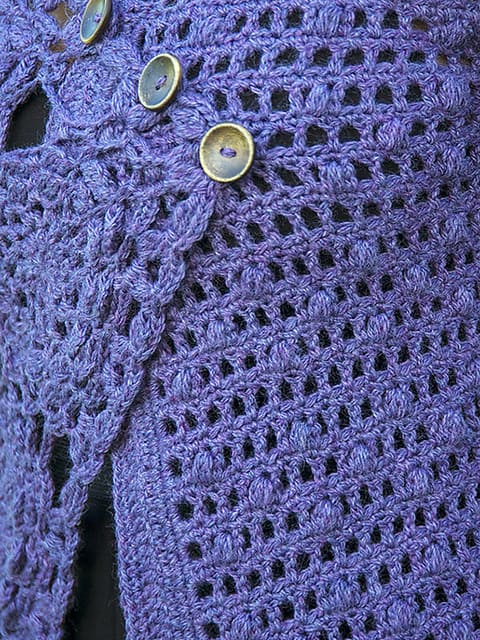 Free Crochet Pattern: Marseille
