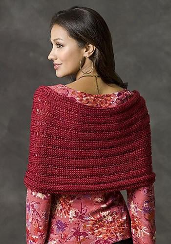 CrochetKim Free Knit Pattern | Kansas City Cowl