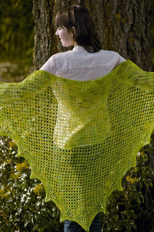 CrochetKim Free Crochet Pattern: Solaris Shawl