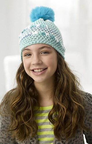 Free Crochet Pattern: Jazzy Hat