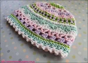 Free Crochet Pattern: Shelle Beanie