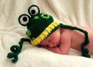 Link Blast: 10 Free Crochet Patterns for Frogs